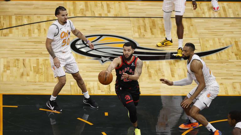Resting Raptors Still Favoured Over Magic