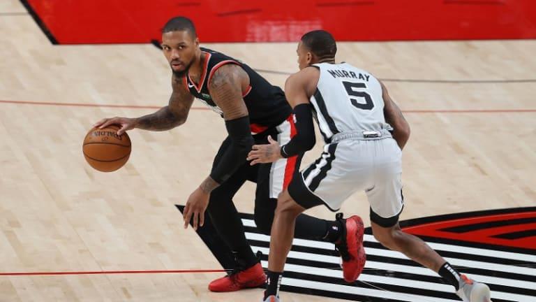 Pregame: Contrasting Styles Clash As Blazers Visit Spurs