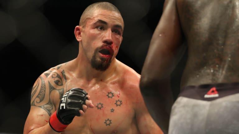 UFC Fight Night: Robert Whittaker vs. Kelvin Gastelum - MMA Betting & DFS Preview