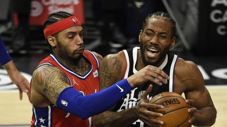 Kawhi Leonard Is OUT Against Sixers