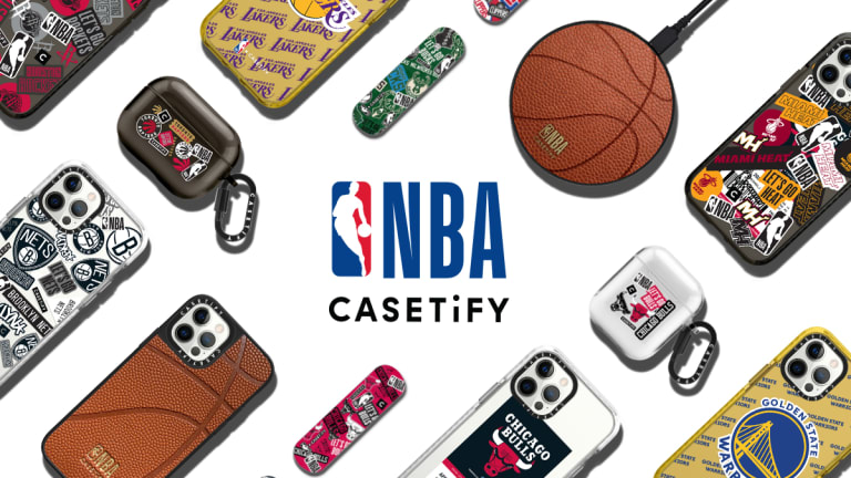 NBA Teams Up With CASETiFY to Create Custom Sixers Cases