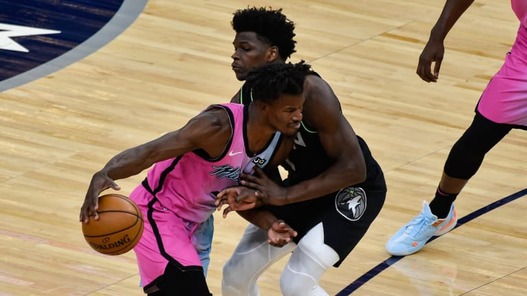 Miami Heat's Jimmy Butler: `We Don't Deserve To Win'