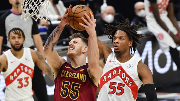Report: Raptors Re-Signing Freddie Gillespie to 2nd 10-Day Contract