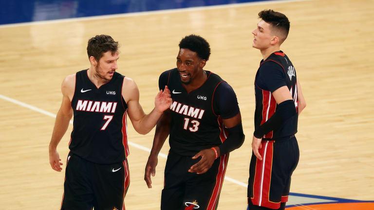Bam Adebayo, Tyler Herro Added to Miami Heat Injury Report