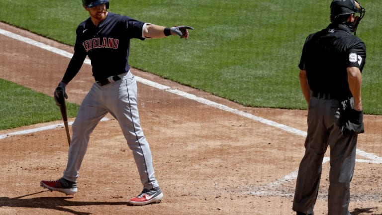 Breaking Down the 2021 Indians Outfield 15 Games Into the Season