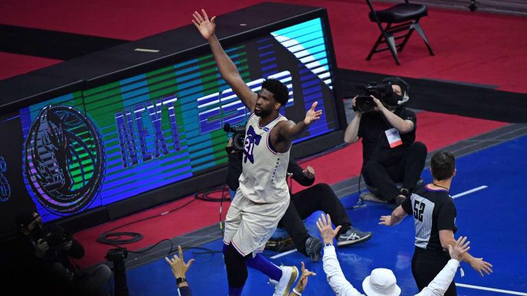 Sixers Star Joel Embiid Wins NBA Community Assist Award