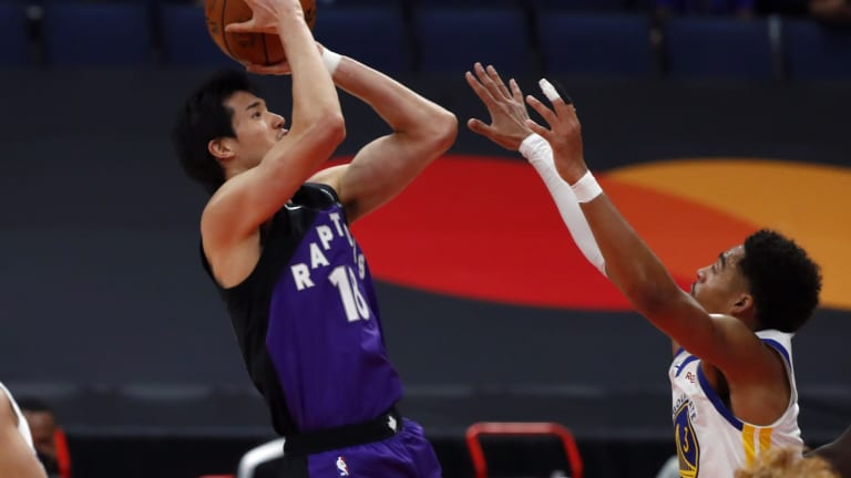 Report: Raptors Timed Yuta Watanabe Signing for Japanese Fans