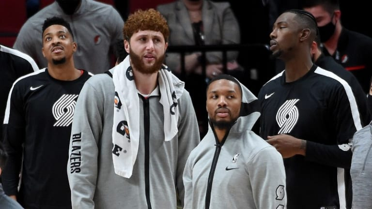 Damian Lillard and Jusuf Nurkic To Sit Against Clippers