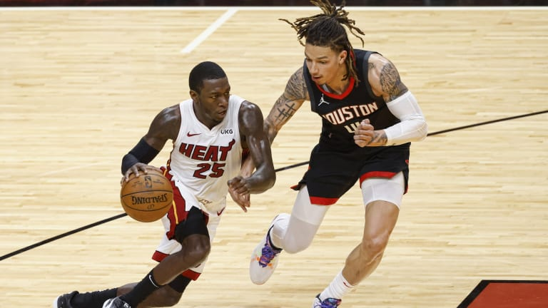 Miami Heat Experiencing the Ebb and Flow an NBA Season