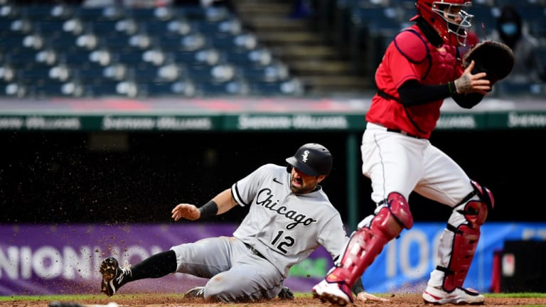 Zach Plesac's Struggles Continue as Indians Drop Opener of 9-Game Homestand 8-5 to White Sox