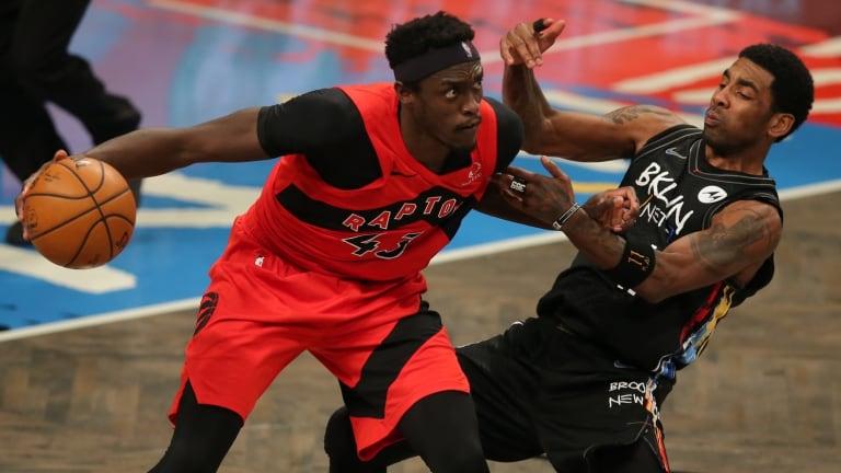 Streaking Raptors Favoured Against Nets