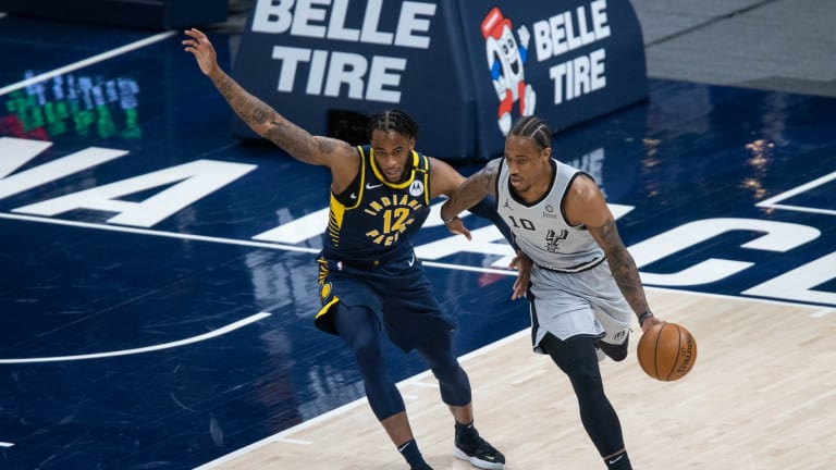 Miami Heat at San Antonio Spurs Preview