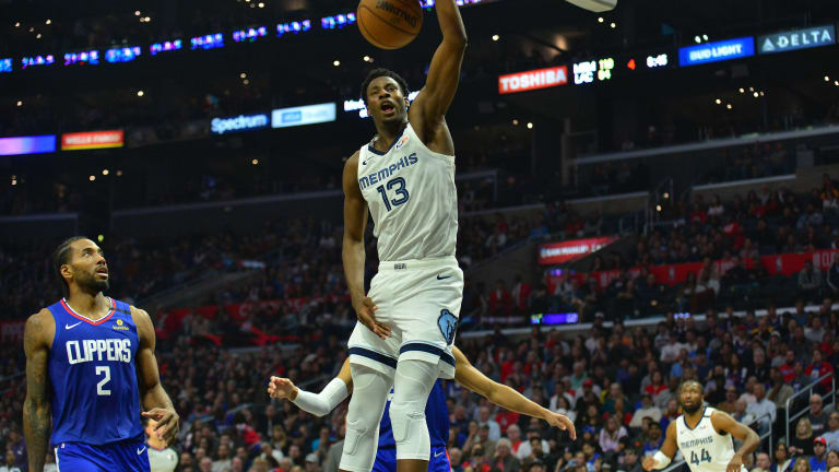 LA Clippers vs. Memphis Grizzlies: Preview, How to Watch and Betting Info