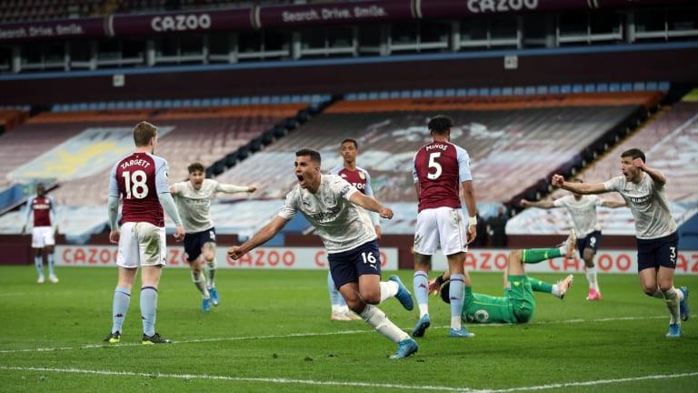 Player Ratings: Aston Villa 1-2 Manchester City (Premier League)