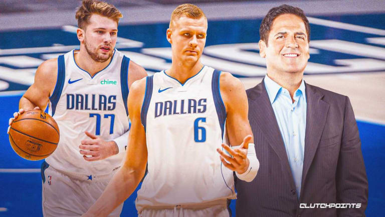 Dallas Mavs' Kristaps Porzingis Denies Off-Court Issues With Luka Doncic