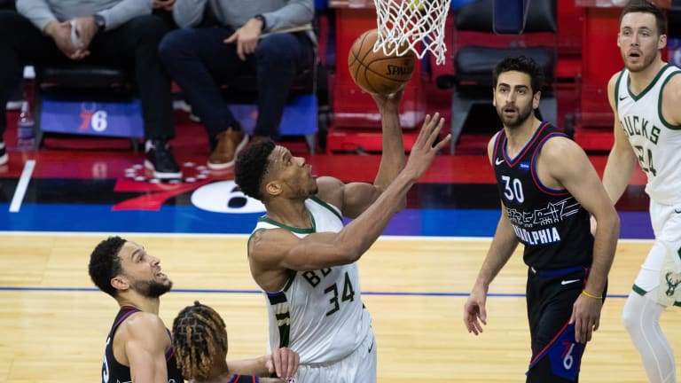 76ers vs. Bucks: How to Watch, Live Stream & Odds for Thursday