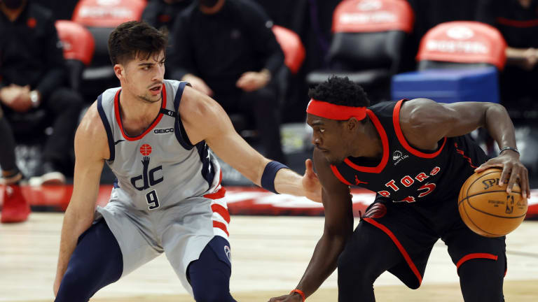 Pascal Siakam Reveals the Secrets of his Spin Move