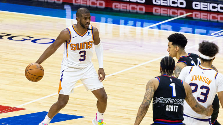 NBA Rumors: 76ers Attempted to Trade for Chris Paul in the Offseason