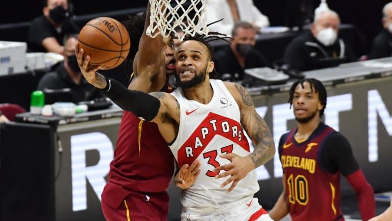 Raptors Rule Out Gary Trent Jr. With Leg Injury vs. Cavaliers