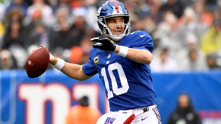 How the Giants nearly wound up with Roethlisberger ... not Eli ... in the 2004 draft