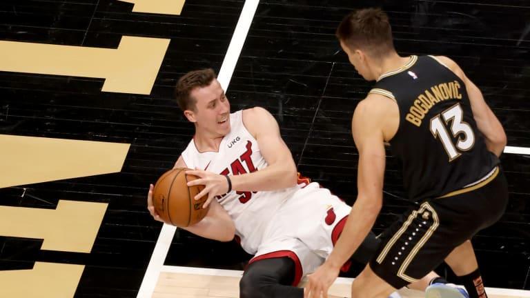 Inconsistent Tendencies Continue for Miami Heat in Loss to Atlanta Hawks