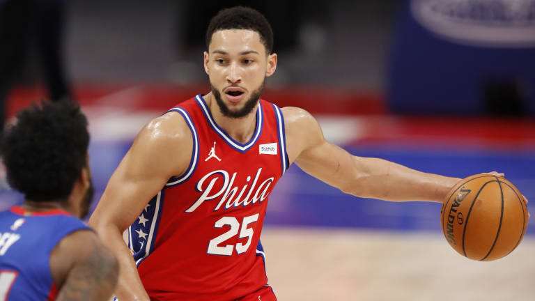 Doc Rivers Issues an Update on Sixers Star Ben Simmons Saturday