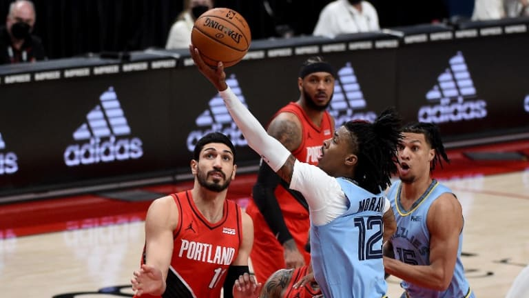 There's No Excuse For Portland's Awful Transition Defense Against Memphis