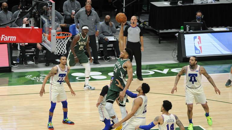 Sixers Couldn't Explain Third Quarter Collapse vs. Milwaukee Bucks