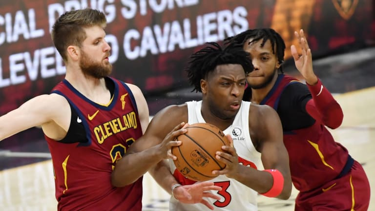 Raptors Caught in the Middle as Heavy Favourites Against Cavaliers