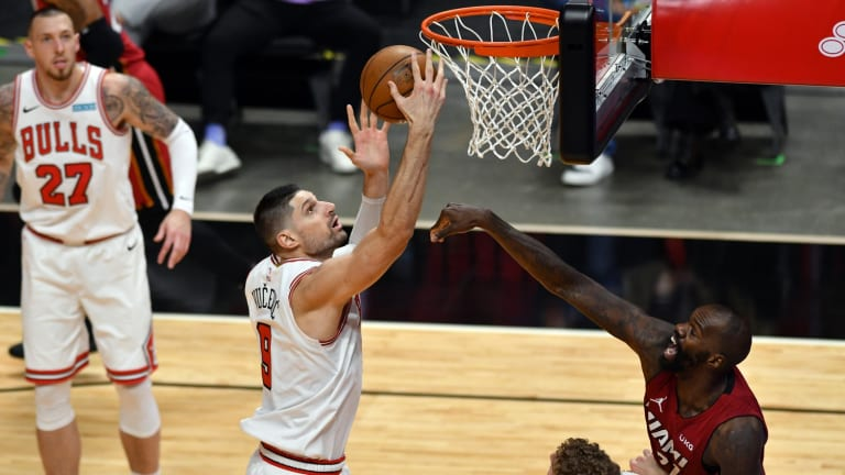 Chicago Bulls at Miami Heat Preview