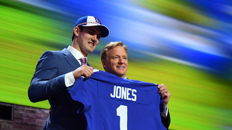 """How to deal with media pressure for NFL draft? """"You just have to block it out"""""""