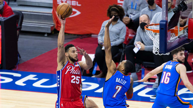Sixers' Doc Rivers Raves About Ben Simmons' Return vs. Thunder