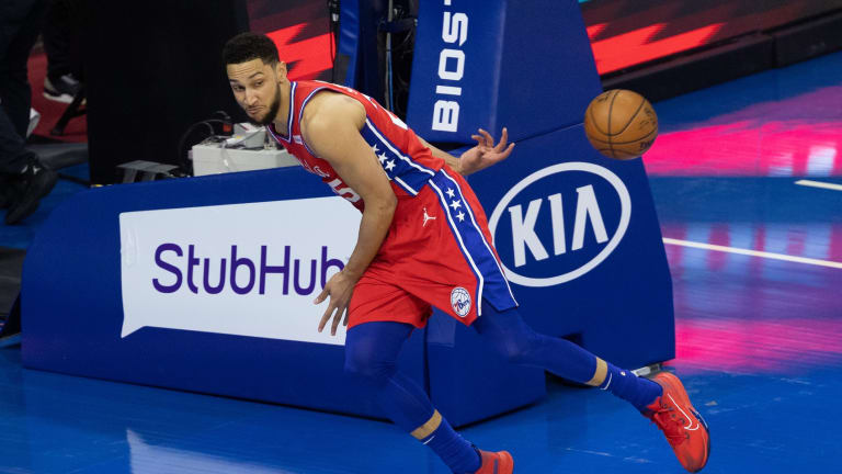 Ben Simmons Missed Dominating With Sixers During His Four-Game Absence