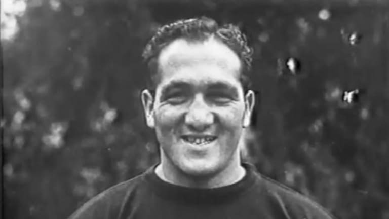 """State Your Case: Charles """"Buckets'' Goldenberg, a forgotten hero of early Packers title teams."""