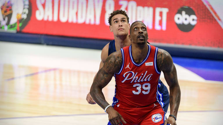 Dwight Howard Says Returning To Sixers Would Be 'Dream Come True'