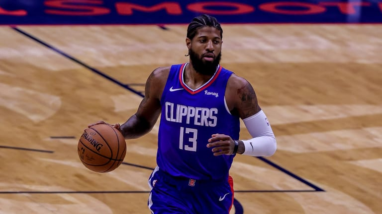 Paul George on LA Clippers Signing DeMarcus Cousins: 'We Love It'