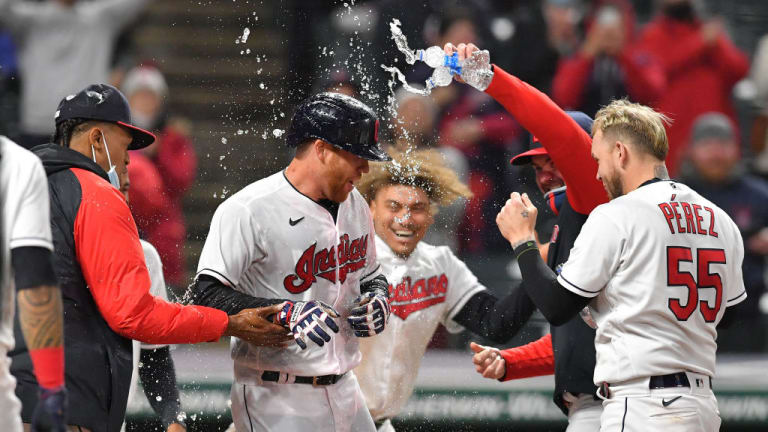 Indians Starting Nine for Game Two Against the Twins