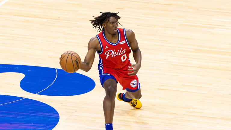 Doc Rivers Has 'No Doubt' Sixers Rookie Tyrese Maxey Plays in Playoffs