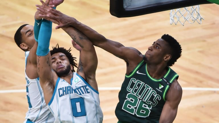 Rest area: Charlotte Hornets looking forward to rare break in between games