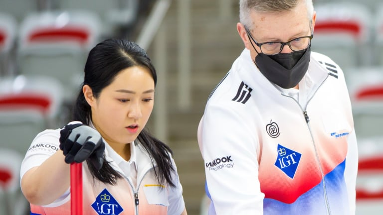 Curlers and Coach Leave Trauma Behind