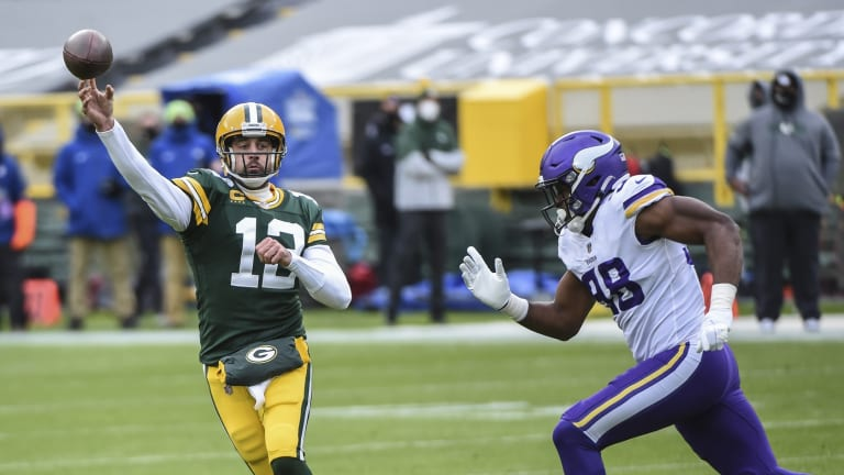 Aaron Rodgers' Unhappiness With the Packers is Great News for the Vikings