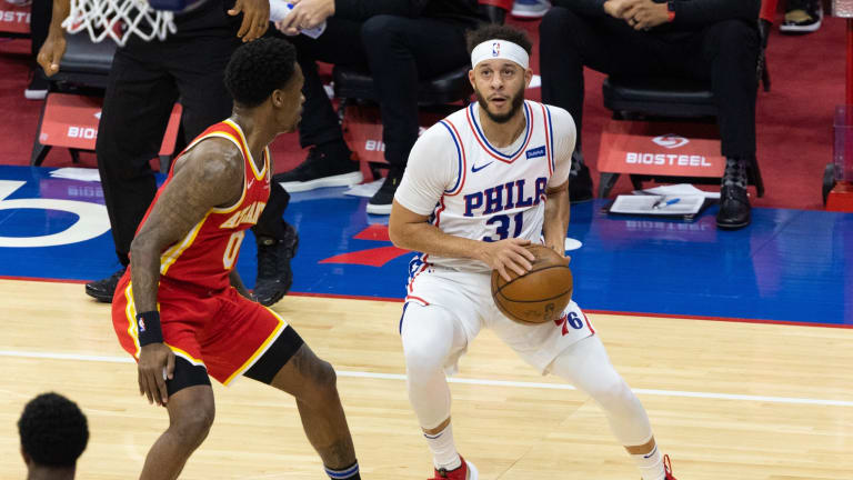 Seth Curry is Excited to Play in First Postseason With Sixers
