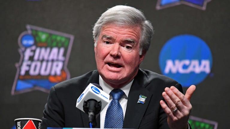 Report: NCAA Extends Contract for President Mark Emmert Through 2025