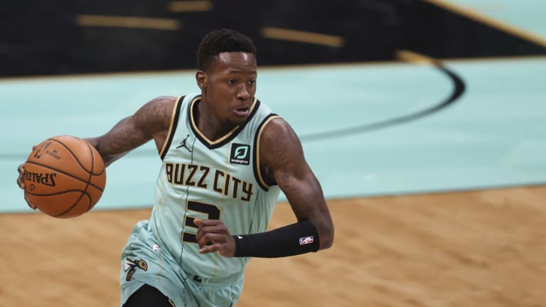 Terry Rozier eager to put recent shooting woes behind him