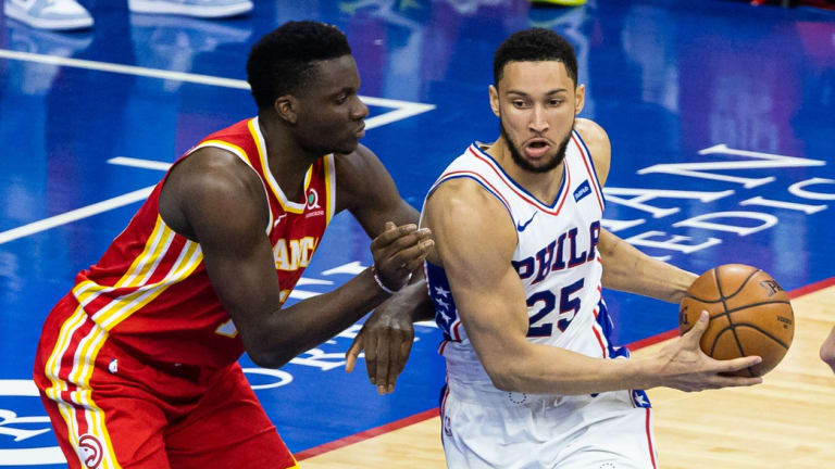Ben Simmons 'Makes Life Easy' for Sixers Teammates