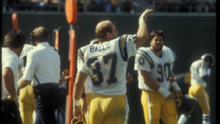 """Why return to Cleveland for NFL draft so """"meaningful"""" for this ex-Chargers' great"""