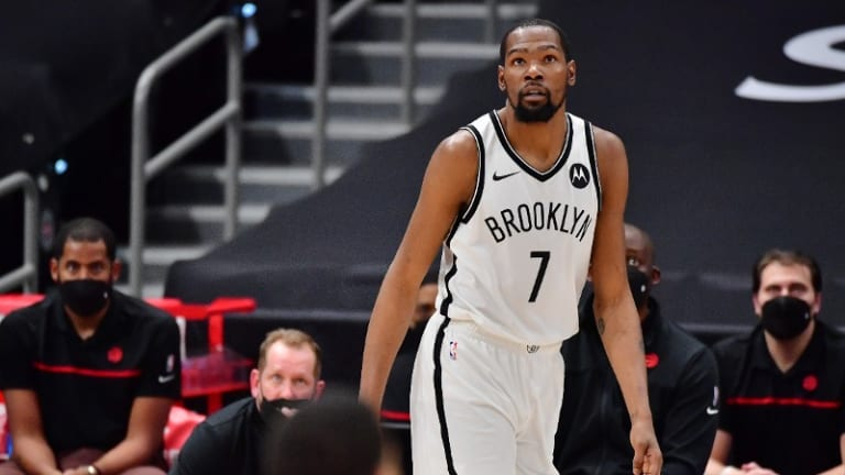 Kevin Durant Officially Out Against Blazers