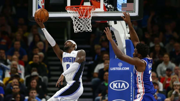 Orlando Magic's Terrence Ross Considers 76ers' Joel Embiid the NBA MVP