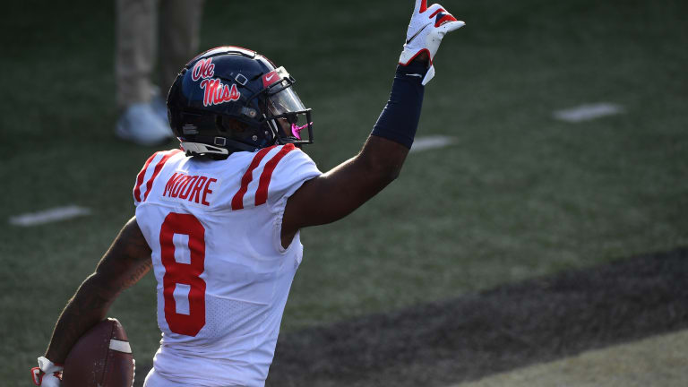 Jets Continue Strong Draft, Bolstering Offense With Elijah Moore