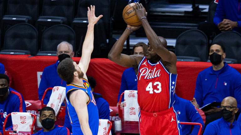 Sixers Add Second Year to Anthony Tolliver's Contract